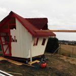 outdoor playhouse construction