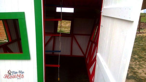 DIY playhouse interior ideas pinup houses