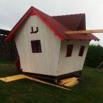 garden playhouse for children construction