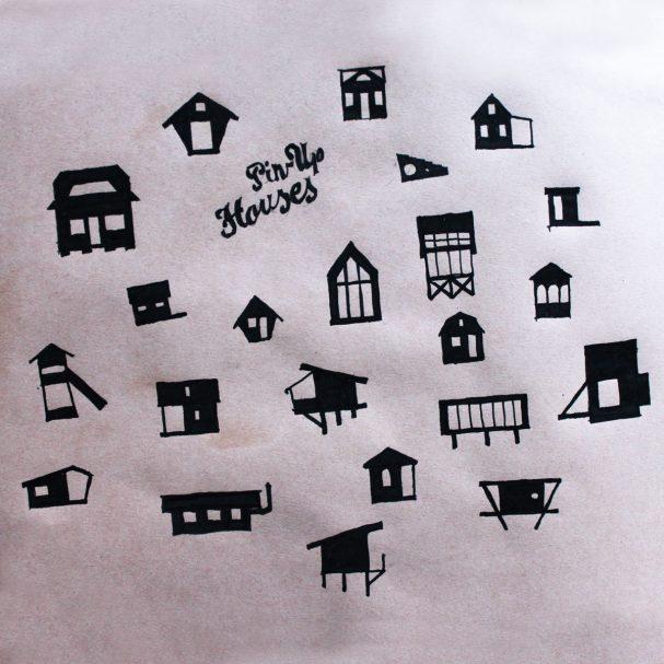 DIY pin-up houses diagram