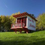DIY free cabin plans exterior