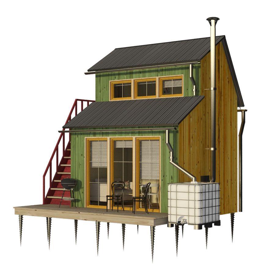 Garden Hut Plans