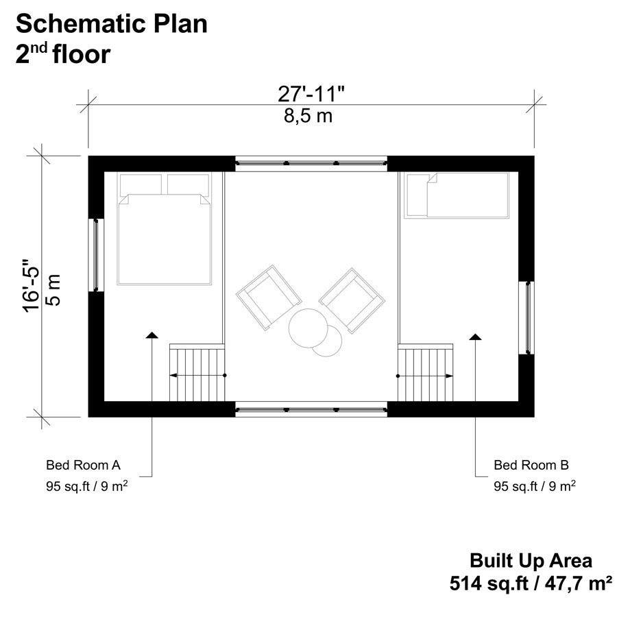 Small Guest House Plans Sarah