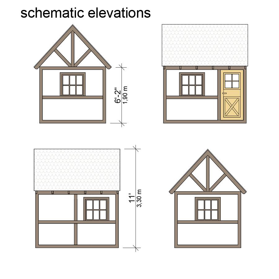 Home / Plans / Shed plans / Backyard Shed Plans Irish