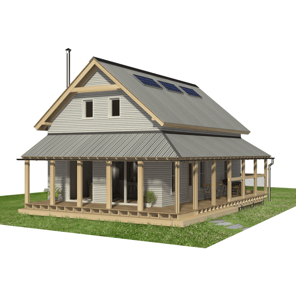 Small Cottage House Plans With Wrap Around Porch