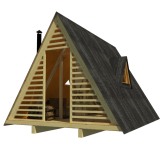 a frame shed plans