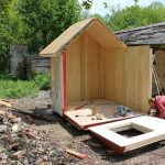 refab tiny house construction continues