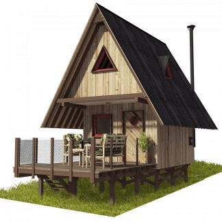 DIY Cabin Plans - Pinuphouses com