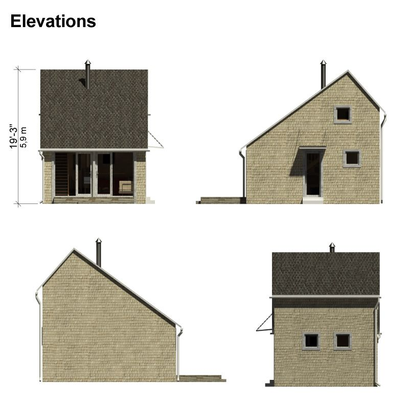 Small saltbox house plans for Modern saltbox house