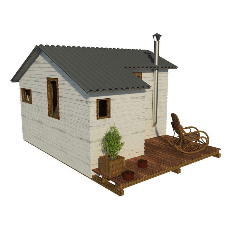 Garden cabin plans - Cool cottage plans ...