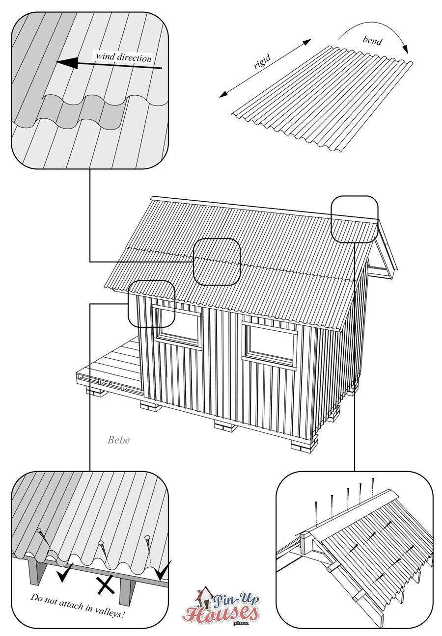 Diy Metal Roofing Small Houses Cabins Cottages Pin Up Houses