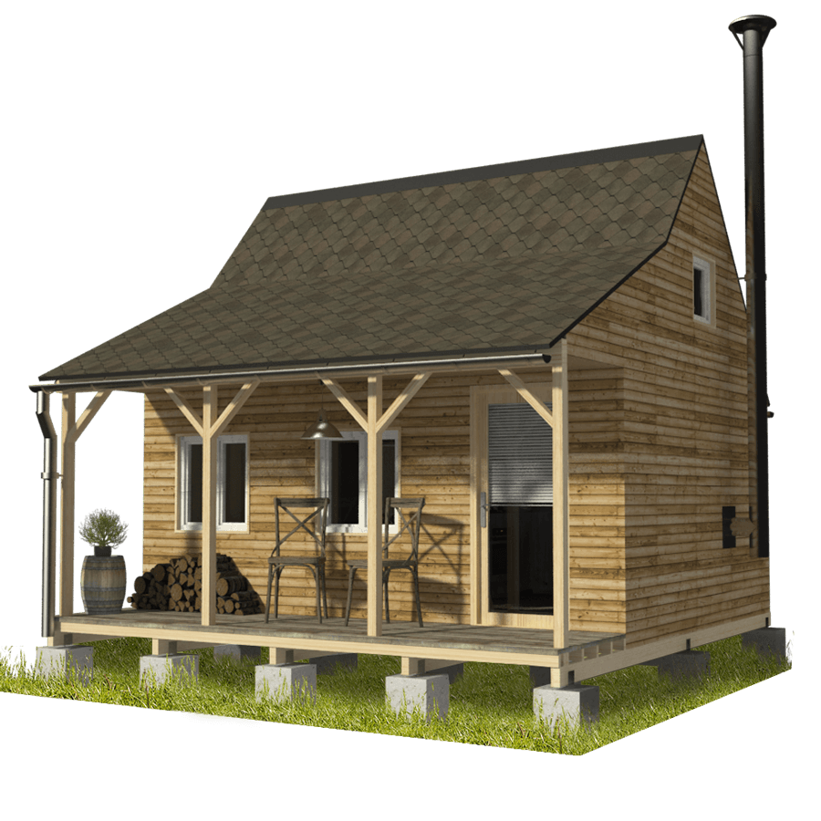 Country Cabin Plans