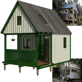 Miraculous Cabin Plans With Loft Largest Home Design Picture Inspirations Pitcheantrous