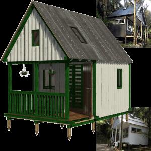 DIY cabin plans for sale
