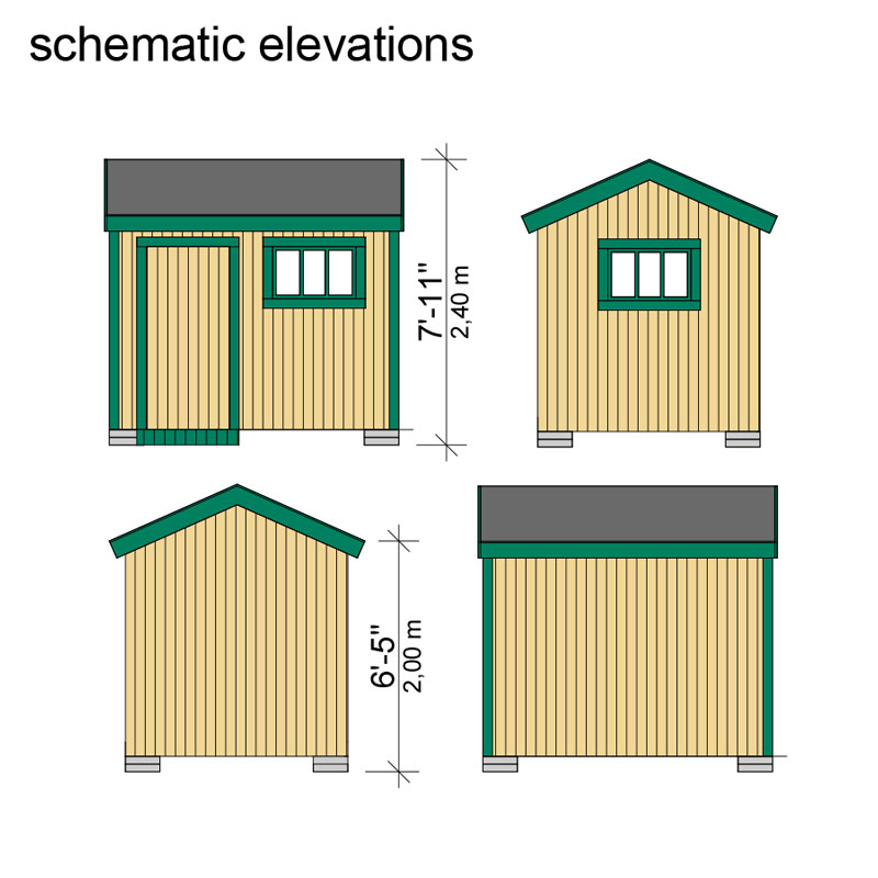 Garden Tool Shed Plans Mary
