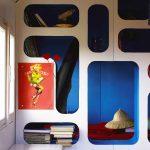 prefabricated tiny house interior