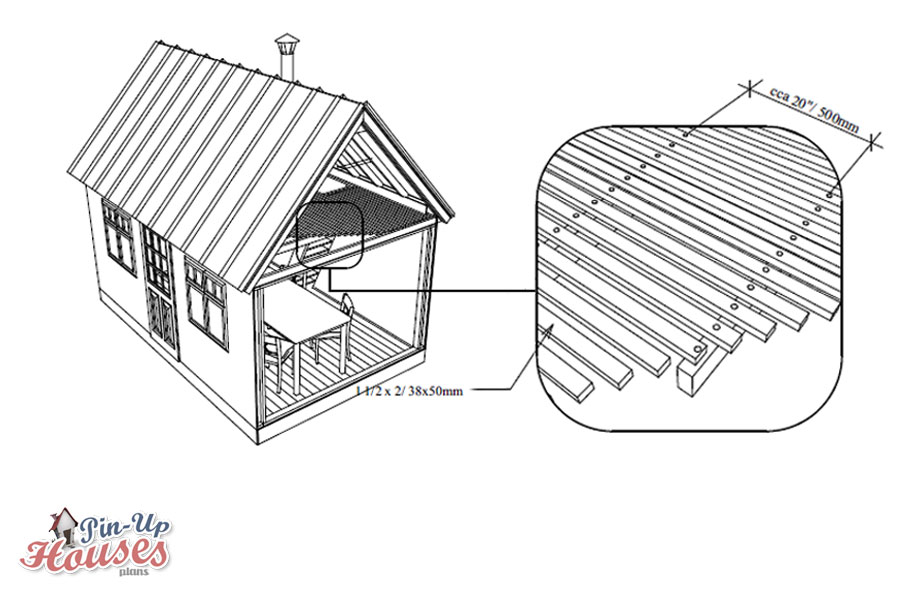 floor battens small house plans