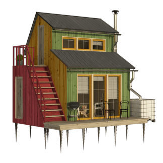 Diy Shed With Loft Building Plans