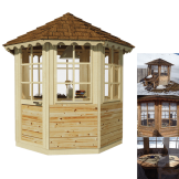 gazebo-shed-floor-plans