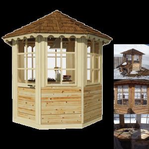 gazebo-shed-floor-plans