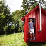 pin up houses DIY low cost homes joshua woodsman