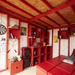 DIY kitchen cabin ideas