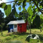 DIY prefab wooden house design