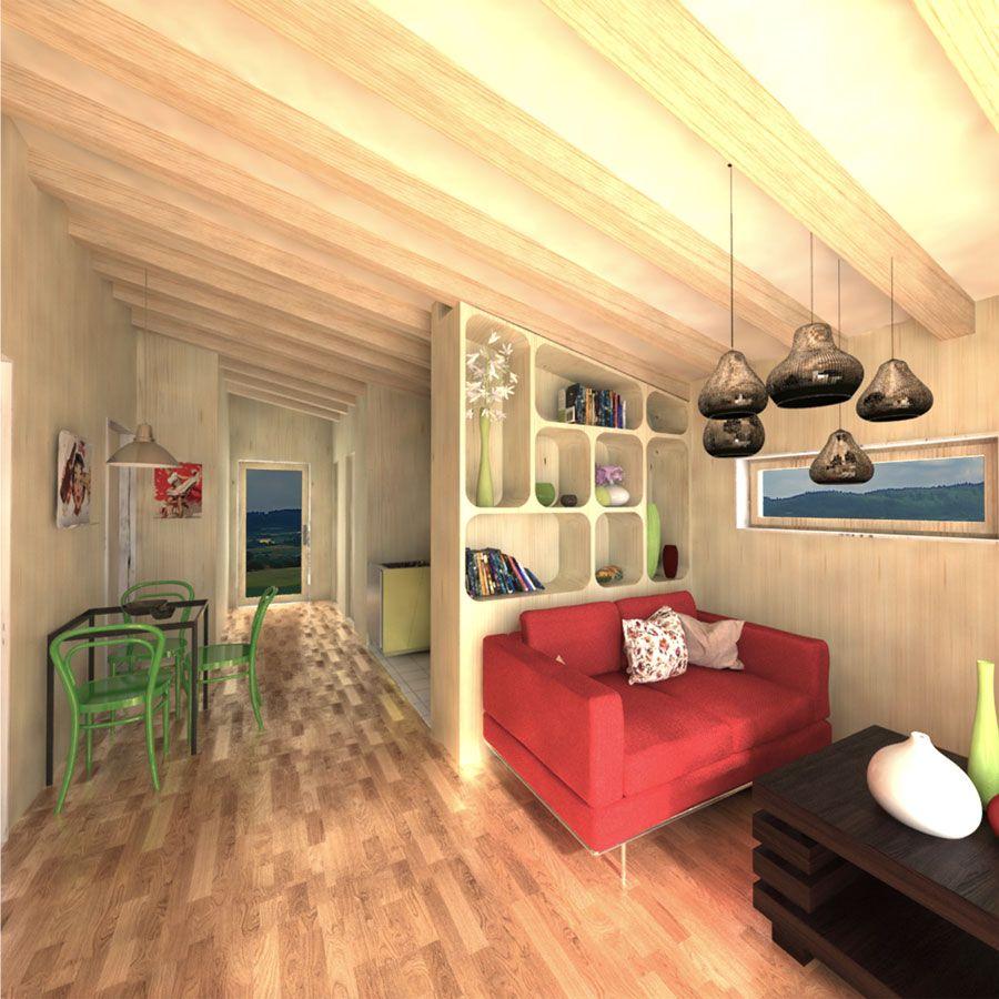 Expandable Small House Plans