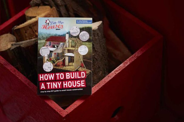 step by step book guide on tiny house construction