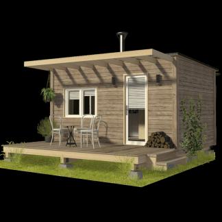 Pod Cabin Plans Ava