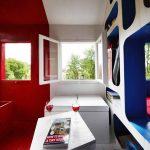 cabin kit easy to assamble interior