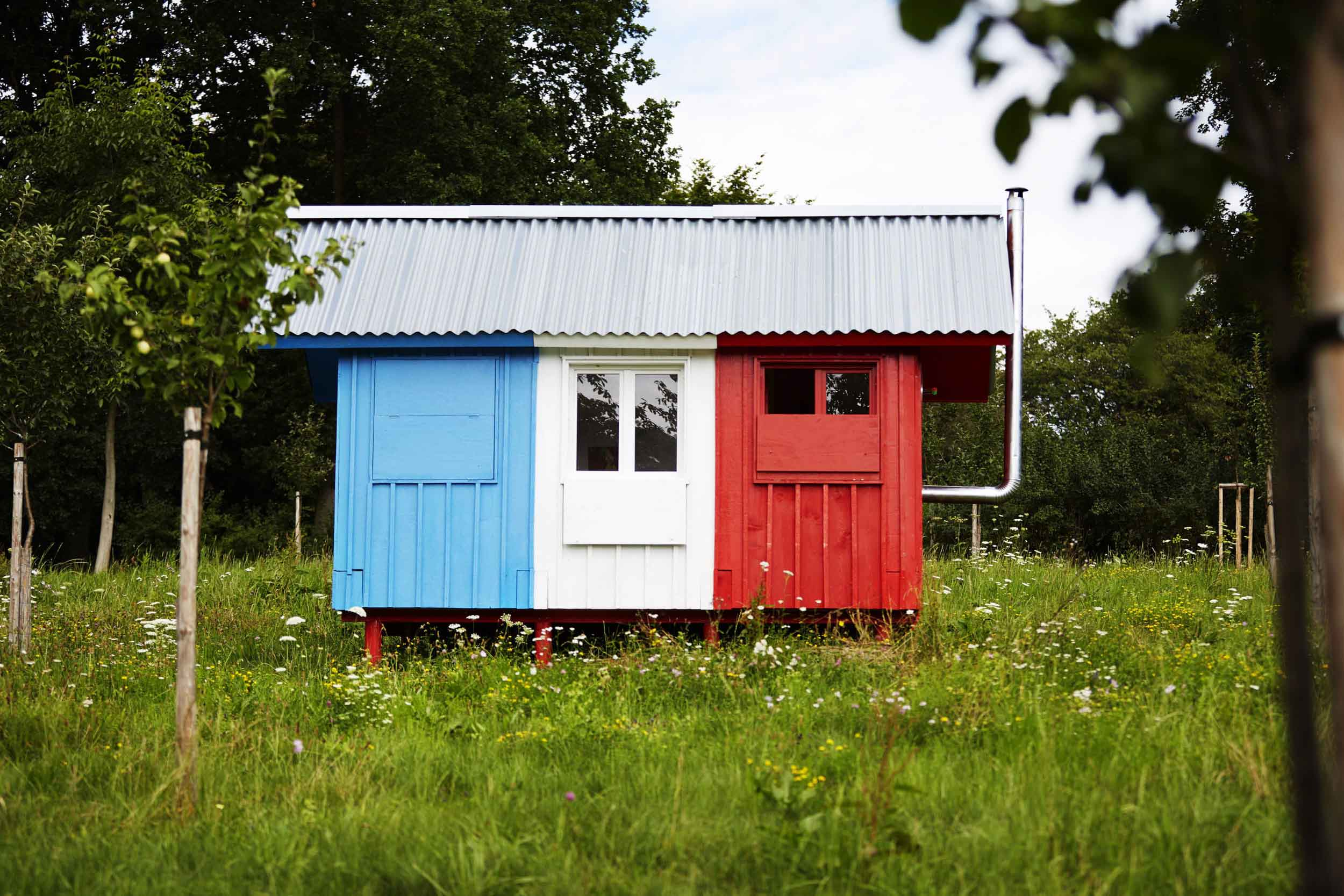 France Tiny House Plans