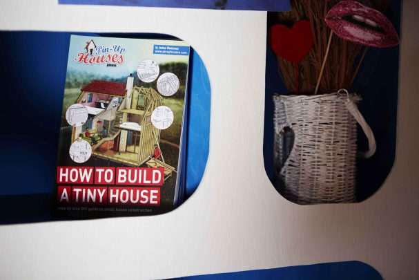 prefab tiny houses book
