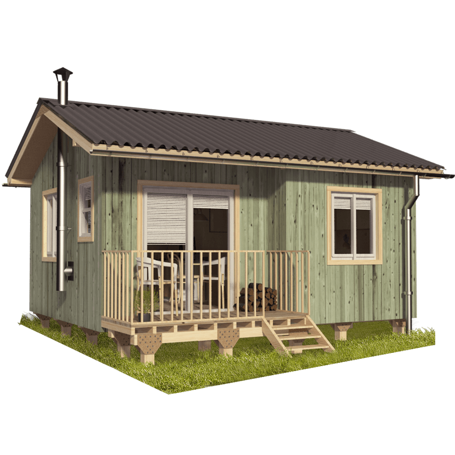 Small Bungalow House Plans Mila