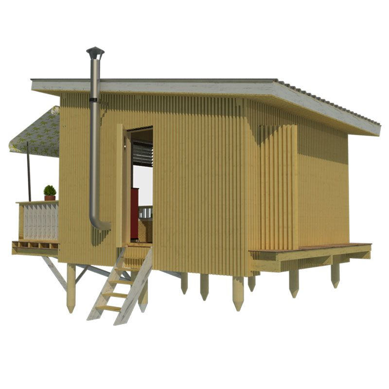 Small House Plans With Shed Roof