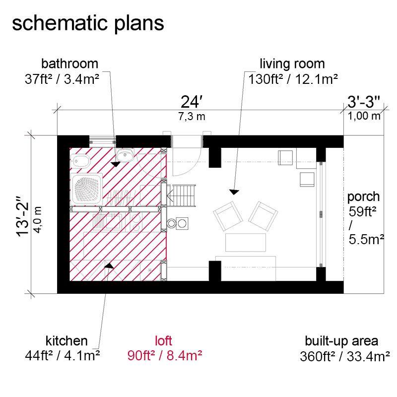 Modern Tiny House Plans
