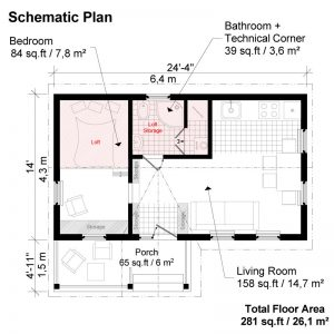 Victorian Small House Plans
