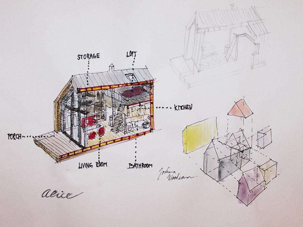 Simple Log Home Floor Plans Simple Cabin Loft Plans Joy Studio Design Gallery Best