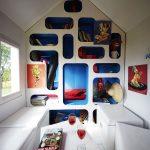 modular small timber house