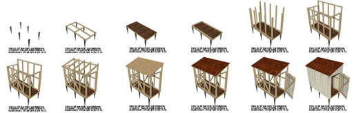 tool-lean-to-shed-plans-backyard