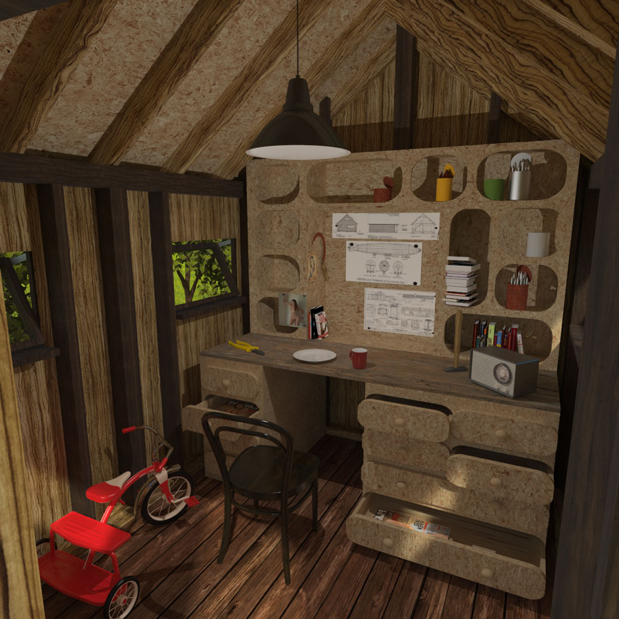 Working Shed Plans