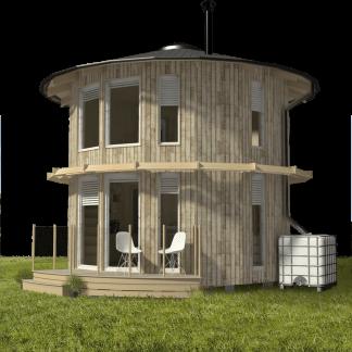 DIY Cabin Plans - Pinuphouses com