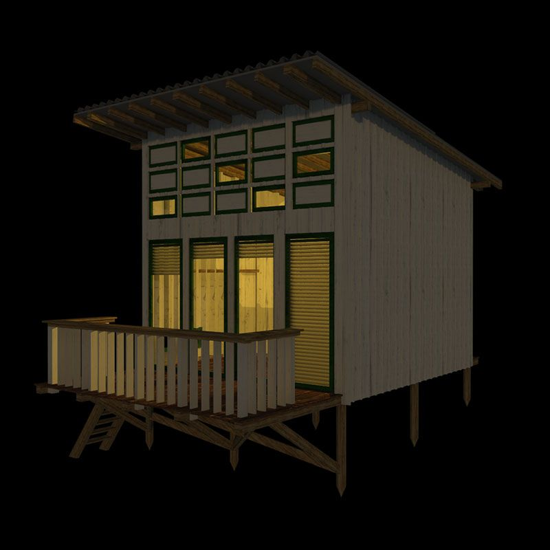 Home / DIY small cabin plans / Cabin plans with loft / Candy