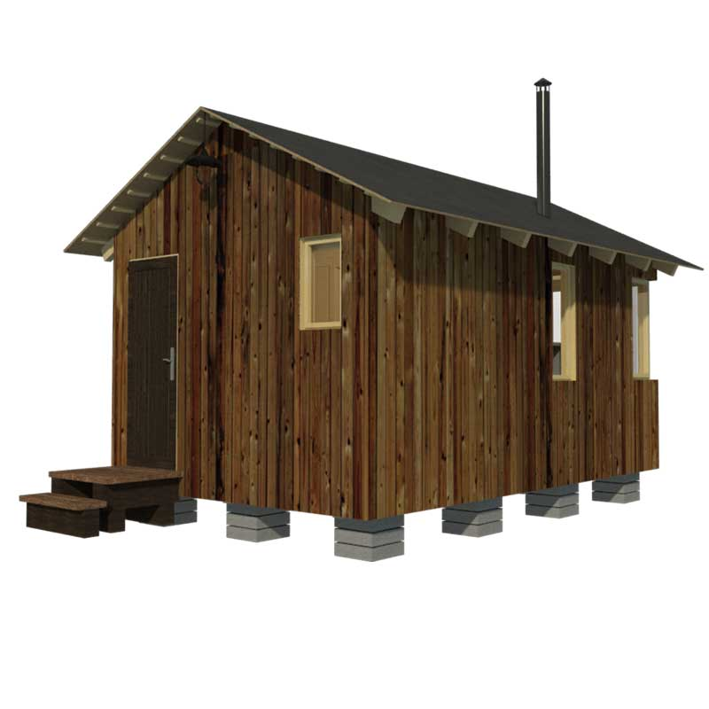 vacation cottage plans