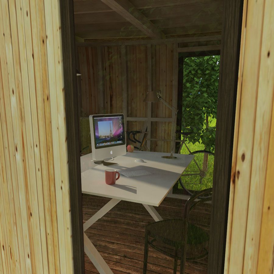 Work Small Shed Plans